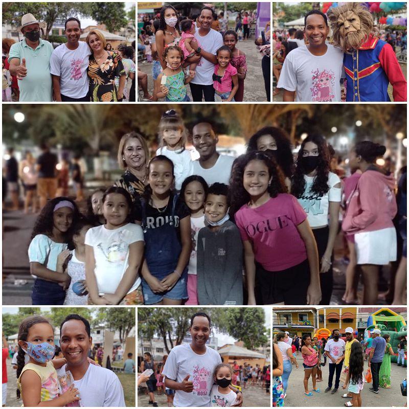 Evento É Dia de Brincar resgata brincadeiras tradicionais e já é considerado maior ação social de Dia das Crianças já realizada em Itagimirim 34