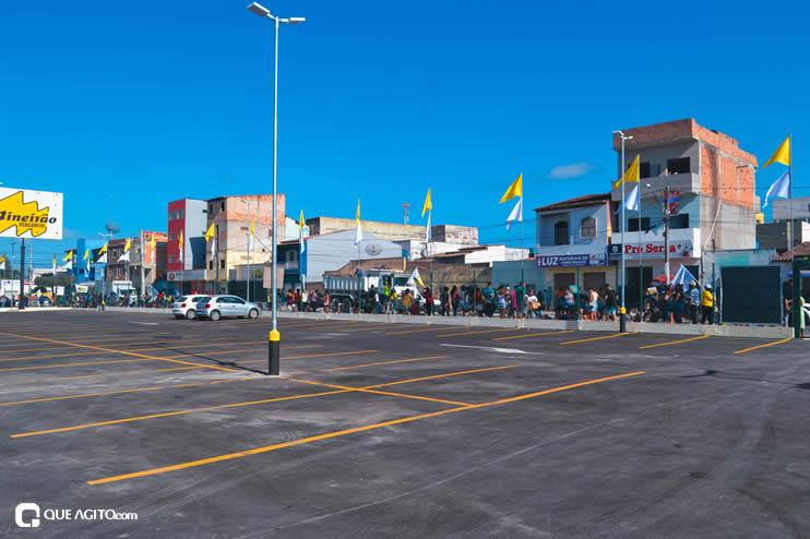 Prefeita Cordélia Torres prestigia inauguração de hipermercado em Eunápolis 34
