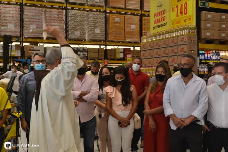 Prefeita Cordélia Torres prestigia inauguração de hipermercado em Eunápolis 88