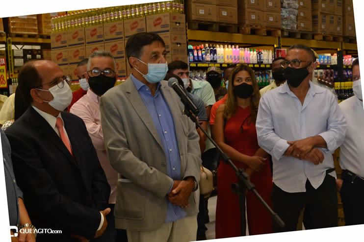 Prefeita Cordélia Torres prestigia inauguração de hipermercado em Eunápolis 97