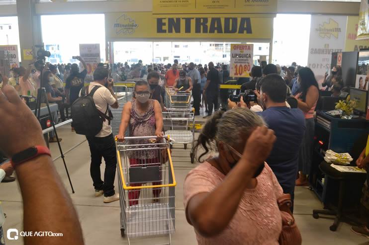 Prefeita Cordélia Torres prestigia inauguração de hipermercado em Eunápolis 108