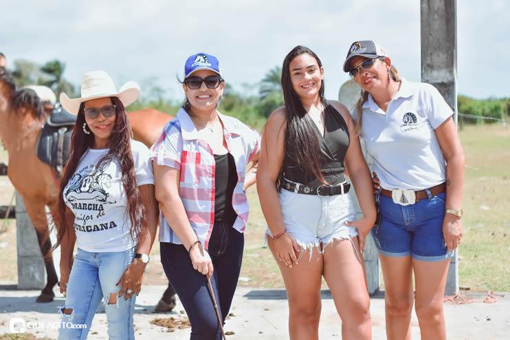 Canavieiras: Centenas de Cavaleiros e amazonas participaram da I Marcha Amigos de Ouricana 38
