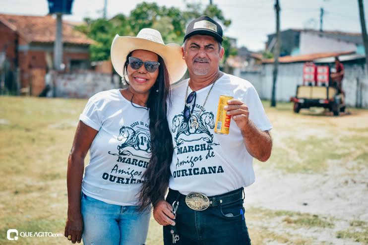 Canavieiras: Centenas de Cavaleiros e amazonas participaram da I Marcha Amigos de Ouricana 44