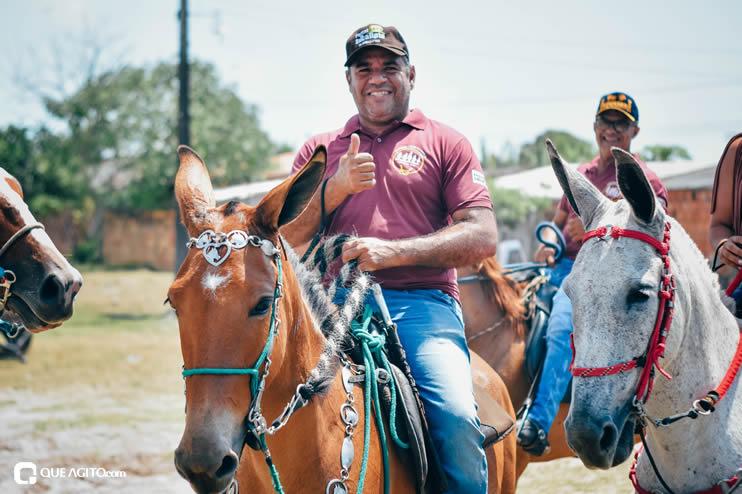 Canavieiras: Centenas de Cavaleiros e amazonas participaram da I Marcha Amigos de Ouricana 48
