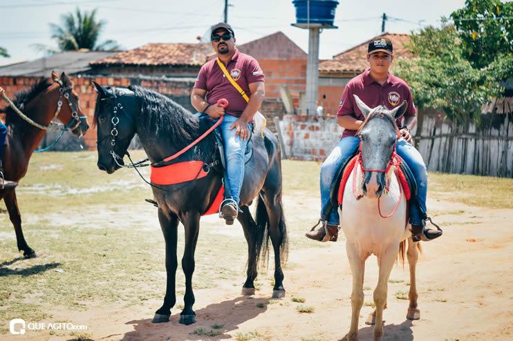 Canavieiras: Centenas de Cavaleiros e amazonas participaram da I Marcha Amigos de Ouricana 50