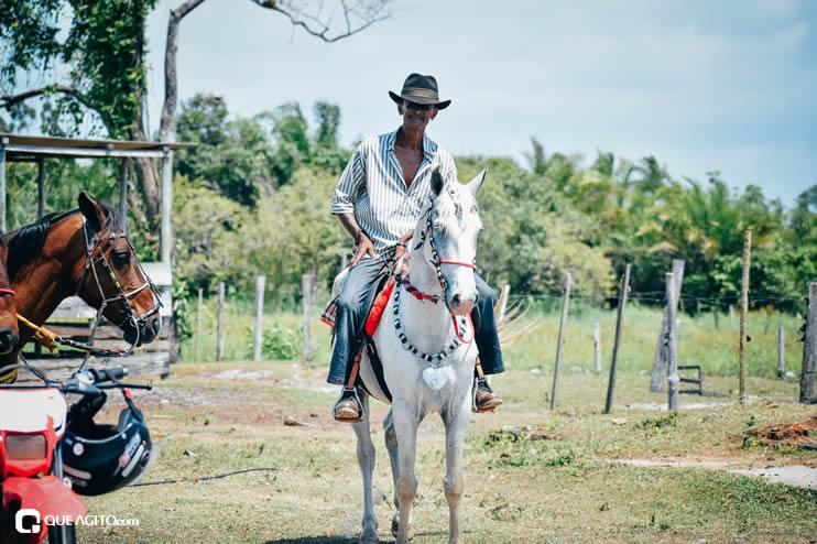 Canavieiras: Centenas de Cavaleiros e amazonas participaram da I Marcha Amigos de Ouricana 55