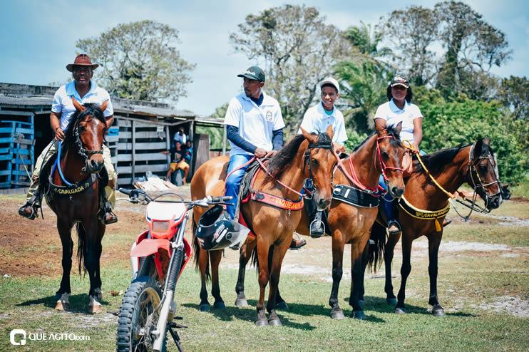 Canavieiras: Centenas de Cavaleiros e amazonas participaram da I Marcha Amigos de Ouricana 57