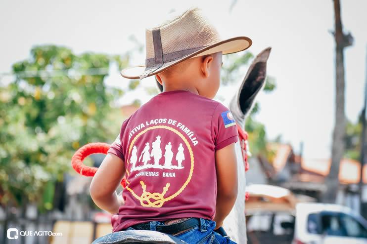 Canavieiras: Centenas de Cavaleiros e amazonas participaram da I Marcha Amigos de Ouricana 58