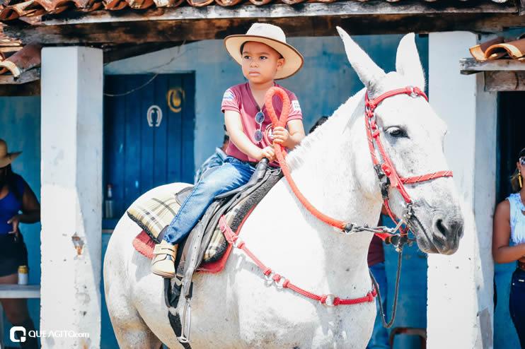 Canavieiras: Centenas de Cavaleiros e amazonas participaram da I Marcha Amigos de Ouricana 63