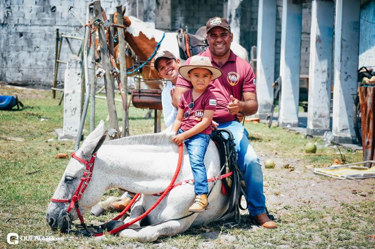 Canavieiras: Centenas de Cavaleiros e amazonas participaram da I Marcha Amigos de Ouricana 64