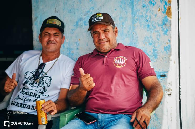 Canavieiras: Centenas de Cavaleiros e amazonas participaram da I Marcha Amigos de Ouricana 62