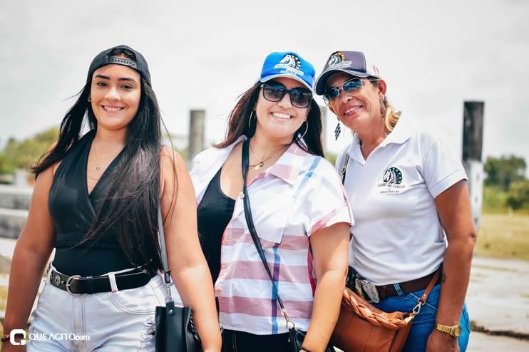 Canavieiras: Centenas de Cavaleiros e amazonas participaram da I Marcha Amigos de Ouricana 68