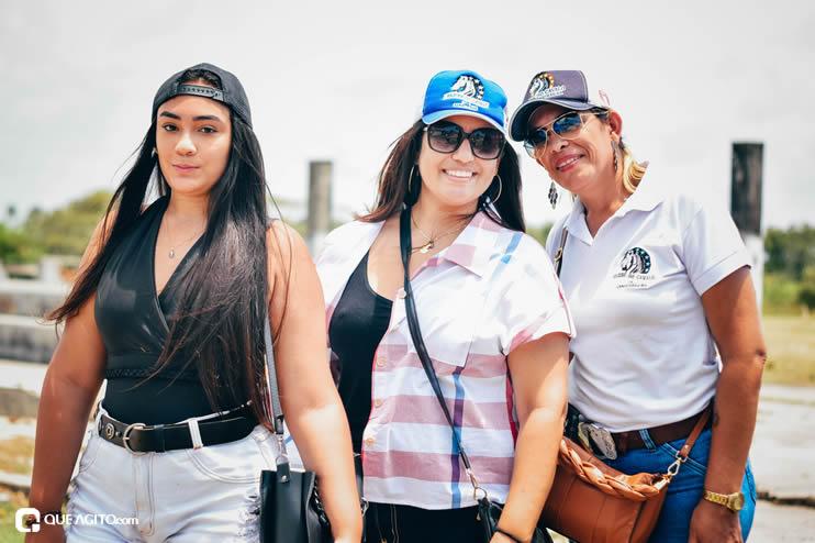 Canavieiras: Centenas de Cavaleiros e amazonas participaram da I Marcha Amigos de Ouricana 69