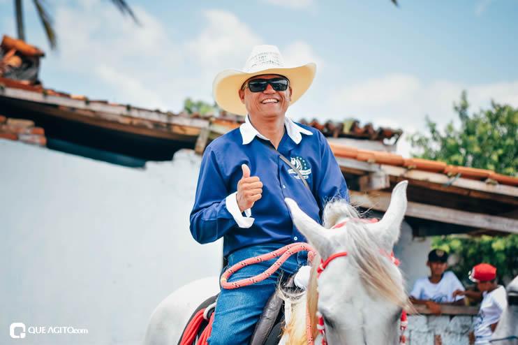 Canavieiras: Centenas de Cavaleiros e amazonas participaram da I Marcha Amigos de Ouricana 75