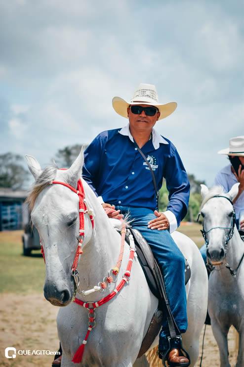 Canavieiras: Centenas de Cavaleiros e amazonas participaram da I Marcha Amigos de Ouricana 76