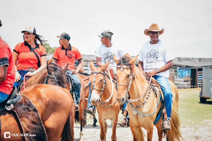 Canavieiras: Centenas de Cavaleiros e amazonas participaram da I Marcha Amigos de Ouricana 83
