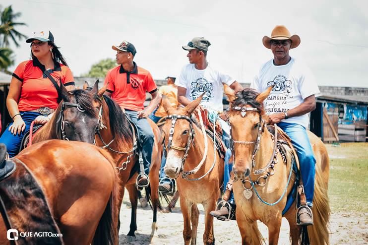 Canavieiras: Centenas de Cavaleiros e amazonas participaram da I Marcha Amigos de Ouricana 82
