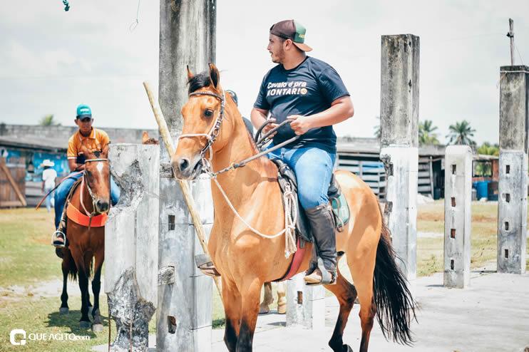 Canavieiras: Centenas de Cavaleiros e amazonas participaram da I Marcha Amigos de Ouricana 85