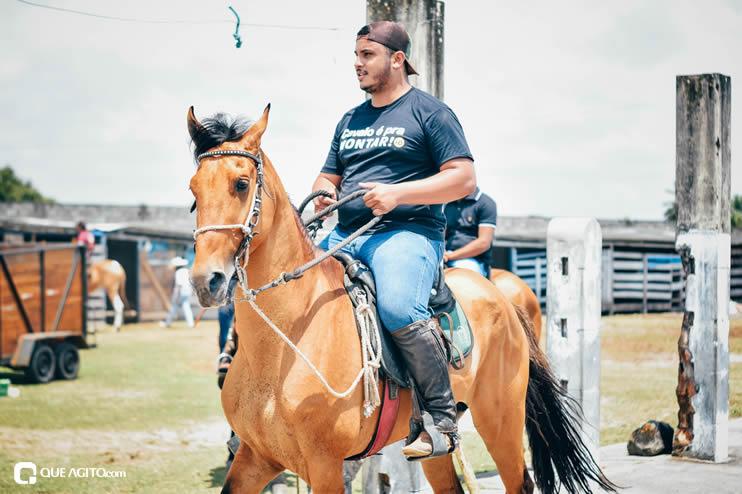 Canavieiras: Centenas de Cavaleiros e amazonas participaram da I Marcha Amigos de Ouricana 86