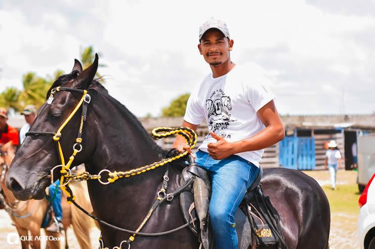 Canavieiras: Centenas de Cavaleiros e amazonas participaram da I Marcha Amigos de Ouricana 88