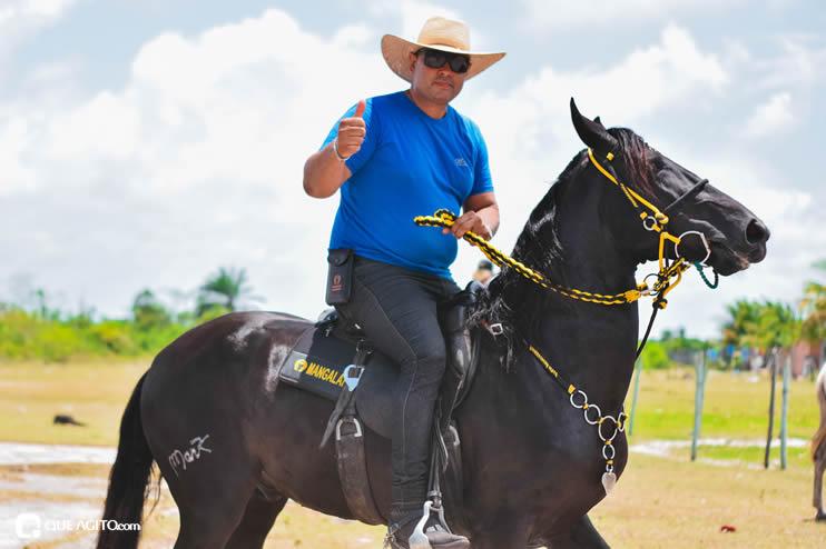 Canavieiras: Centenas de Cavaleiros e amazonas participaram da I Marcha Amigos de Ouricana 89
