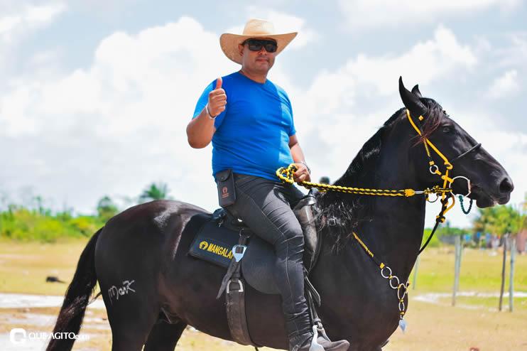 Canavieiras: Centenas de Cavaleiros e amazonas participaram da I Marcha Amigos de Ouricana 93