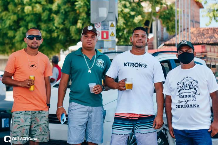 Canavieiras: Centenas de Cavaleiros e amazonas participaram da I Marcha Amigos de Ouricana 96