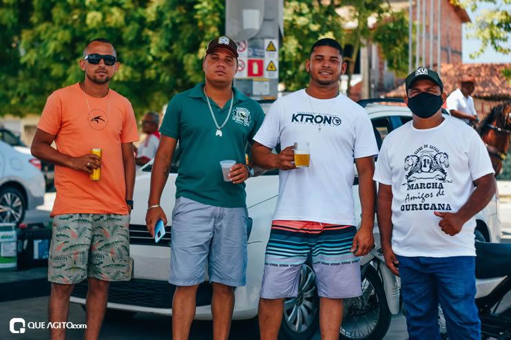 Canavieiras: Centenas de Cavaleiros e amazonas participaram da I Marcha Amigos de Ouricana 95