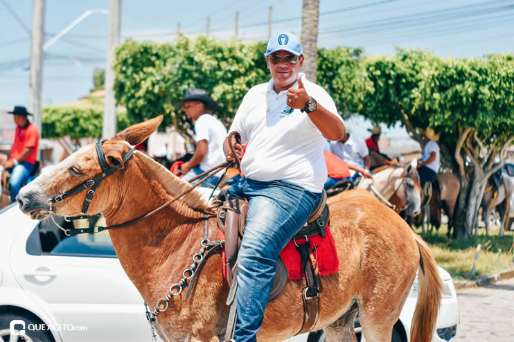 Canavieiras: Centenas de Cavaleiros e amazonas participaram da I Marcha Amigos de Ouricana 101
