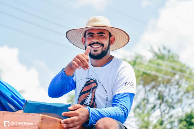 Canavieiras: Centenas de Cavaleiros e amazonas participaram da I Marcha Amigos de Ouricana 106