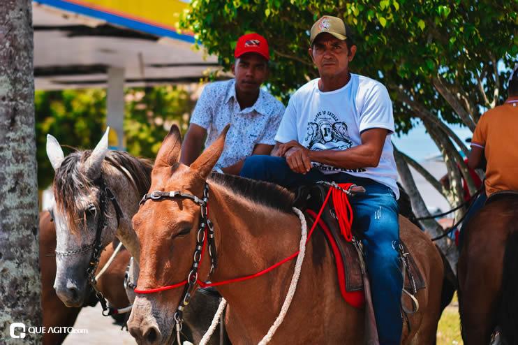 Canavieiras: Centenas de Cavaleiros e amazonas participaram da I Marcha Amigos de Ouricana 108