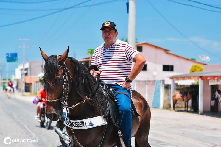 Canavieiras: Centenas de Cavaleiros e amazonas participaram da I Marcha Amigos de Ouricana 112