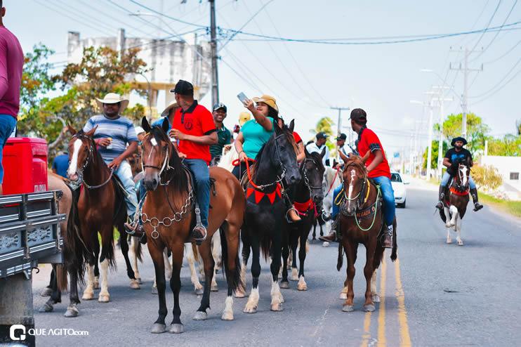 Canavieiras: Centenas de Cavaleiros e amazonas participaram da I Marcha Amigos de Ouricana 114
