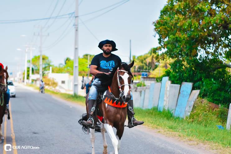 Canavieiras: Centenas de Cavaleiros e amazonas participaram da I Marcha Amigos de Ouricana 113