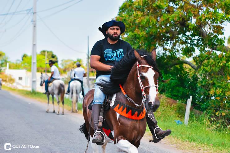 Canavieiras: Centenas de Cavaleiros e amazonas participaram da I Marcha Amigos de Ouricana 115