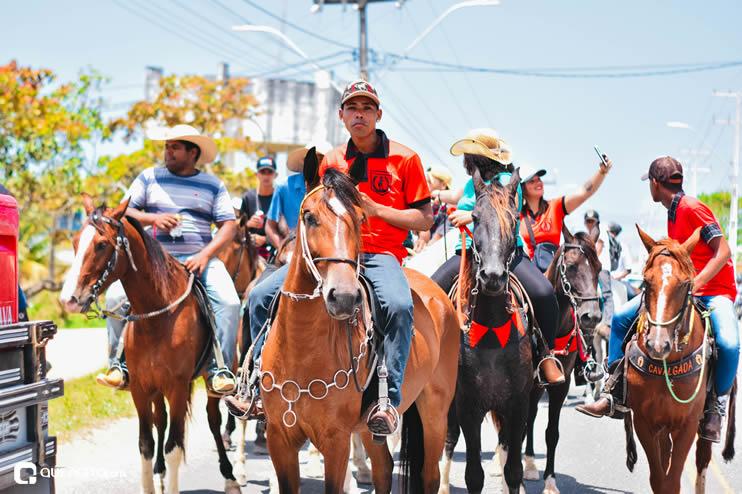 Canavieiras: Centenas de Cavaleiros e amazonas participaram da I Marcha Amigos de Ouricana 116