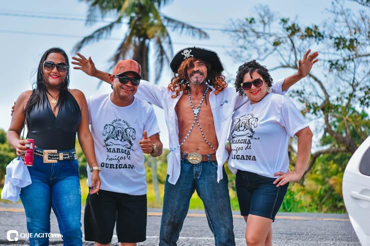 Canavieiras: Centenas de Cavaleiros e amazonas participaram da I Marcha Amigos de Ouricana 118