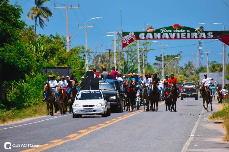 Canavieiras: Centenas de Cavaleiros e amazonas participaram da I Marcha Amigos de Ouricana 124