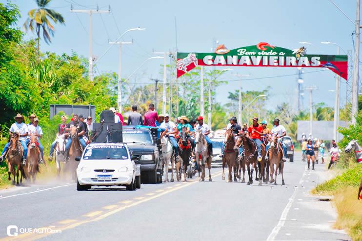 Canavieiras: Centenas de Cavaleiros e amazonas participaram da I Marcha Amigos de Ouricana 123