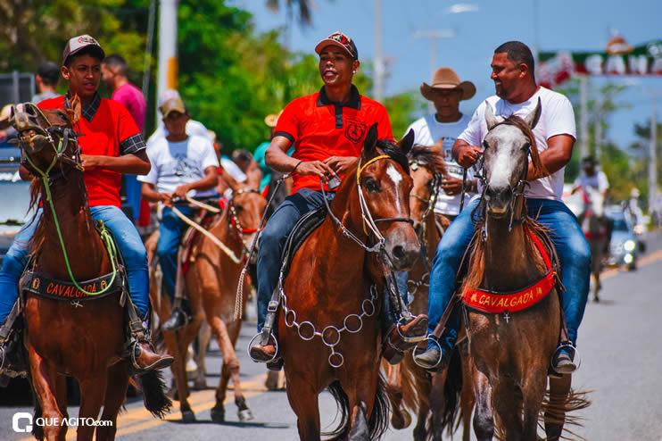 Canavieiras: Centenas de Cavaleiros e amazonas participaram da I Marcha Amigos de Ouricana 127