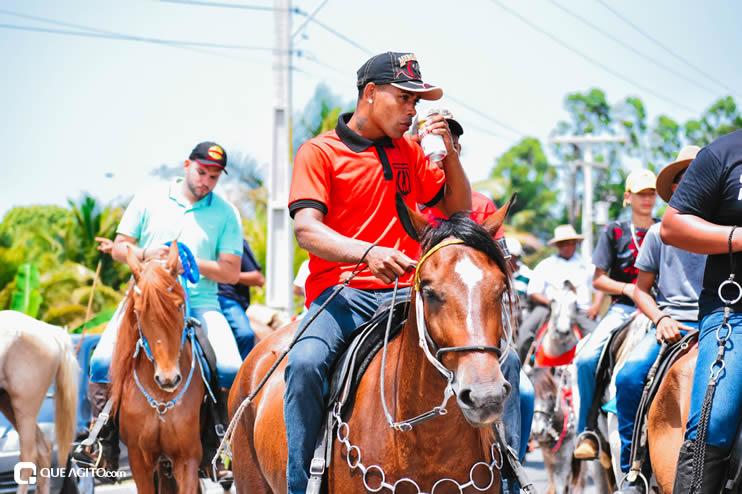 Canavieiras: Centenas de Cavaleiros e amazonas participaram da I Marcha Amigos de Ouricana 135