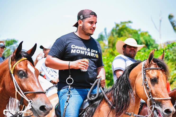Canavieiras: Centenas de Cavaleiros e amazonas participaram da I Marcha Amigos de Ouricana 136