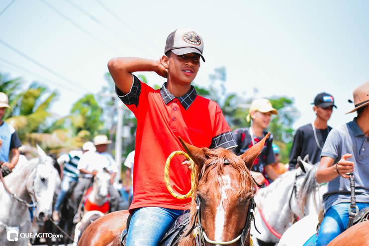Canavieiras: Centenas de Cavaleiros e amazonas participaram da I Marcha Amigos de Ouricana 132