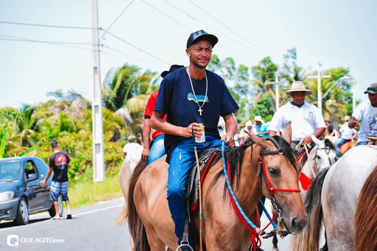 Canavieiras: Centenas de Cavaleiros e amazonas participaram da I Marcha Amigos de Ouricana 138