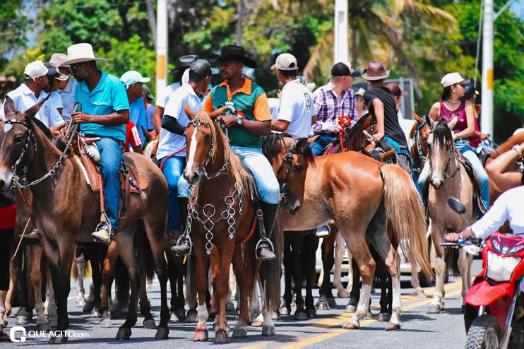 Canavieiras: Centenas de Cavaleiros e amazonas participaram da I Marcha Amigos de Ouricana 140