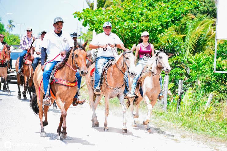 Canavieiras: Centenas de Cavaleiros e amazonas participaram da I Marcha Amigos de Ouricana 141