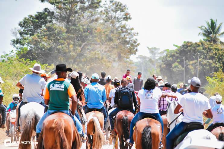 Canavieiras: Centenas de Cavaleiros e amazonas participaram da I Marcha Amigos de Ouricana 31