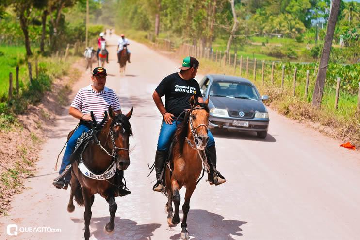 Canavieiras: Centenas de Cavaleiros e amazonas participaram da I Marcha Amigos de Ouricana 150