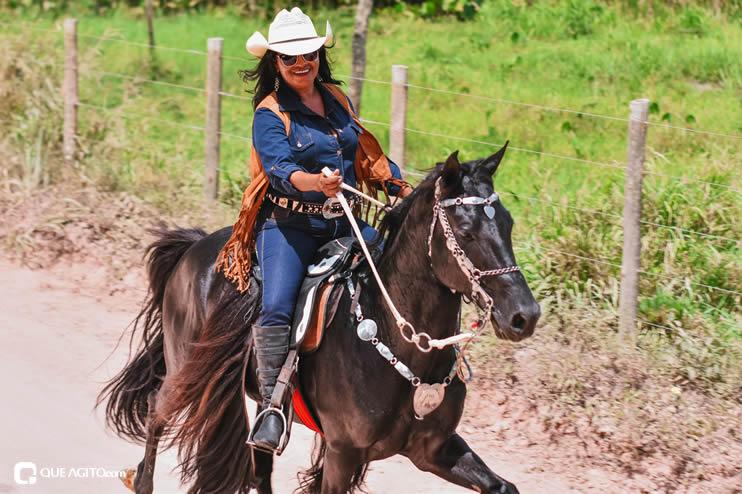 Canavieiras: Centenas de Cavaleiros e amazonas participaram da I Marcha Amigos de Ouricana 155