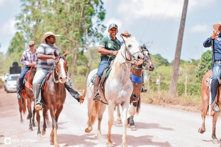 Canavieiras: Centenas de Cavaleiros e amazonas participaram da I Marcha Amigos de Ouricana 171